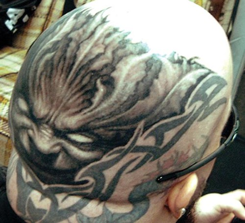 Kerry king flickr photo sharing for Paul booth tattoo artist