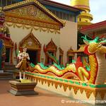 Wat Chaiyamangkalaran - Penang, Malaysia