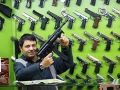 Guns, guns, guns