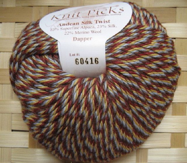 Knit Picks Andean Silk Twist