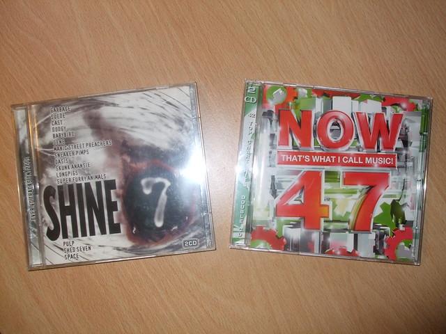 Now 47, Shine 7