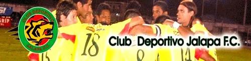 Deportivo Jalapa Header Dimensions 950 x 215 pixels