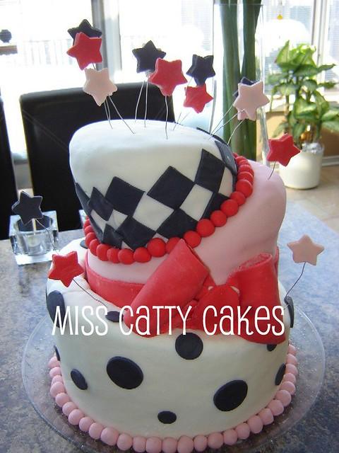 Sharon S 35th Birthday Cake Flickr Photo Sharing