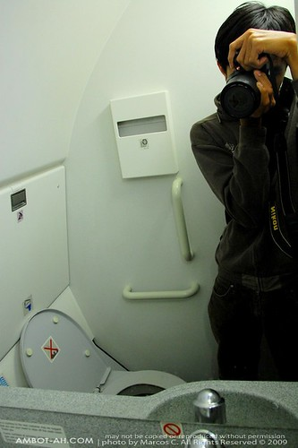 Camwhoring at the CR of ZestAir A320