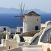 Windmill of Oia by A Sutanto