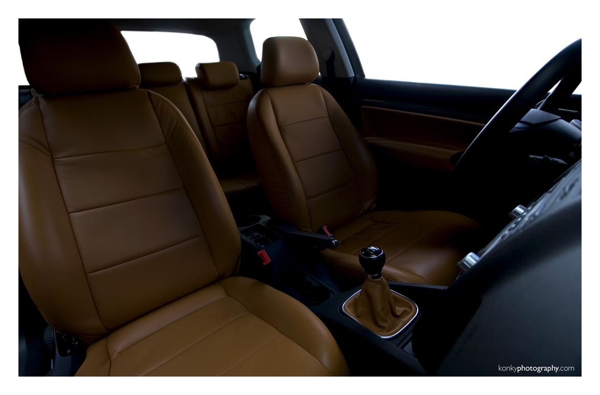 Full Custom Leather Interior Vw Gti Forum Vw Rabbit