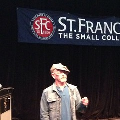 Every one of us is responsible for burning 18 pounds of coal every day says #seamusmcgraw #sfcny
