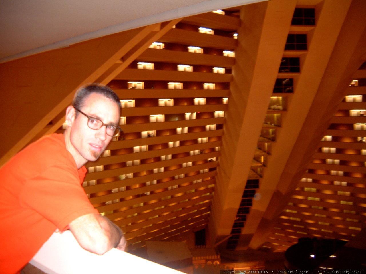 Photo inside the luxor hotel dscf0208 by seandreilinger for Pictures inside