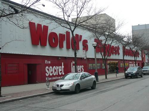 World's Biggest Bookstore