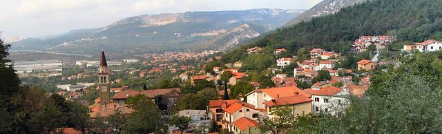 Panorama - San Dorligo