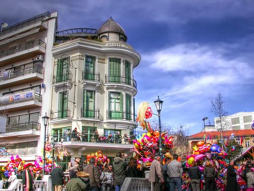 carnival nikon colours hellas greece hdr kozani faddoush