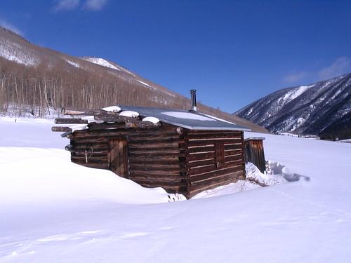 Jack Leahy Cabin