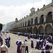 Parque Central on Good Friday, Semana Santa - Antigua, Guatemala