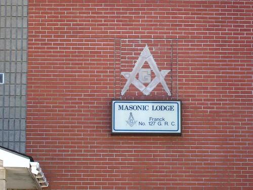 Freemason symbol photo