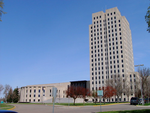 North Dakota State Capitol (Bismarck, North Dakota)