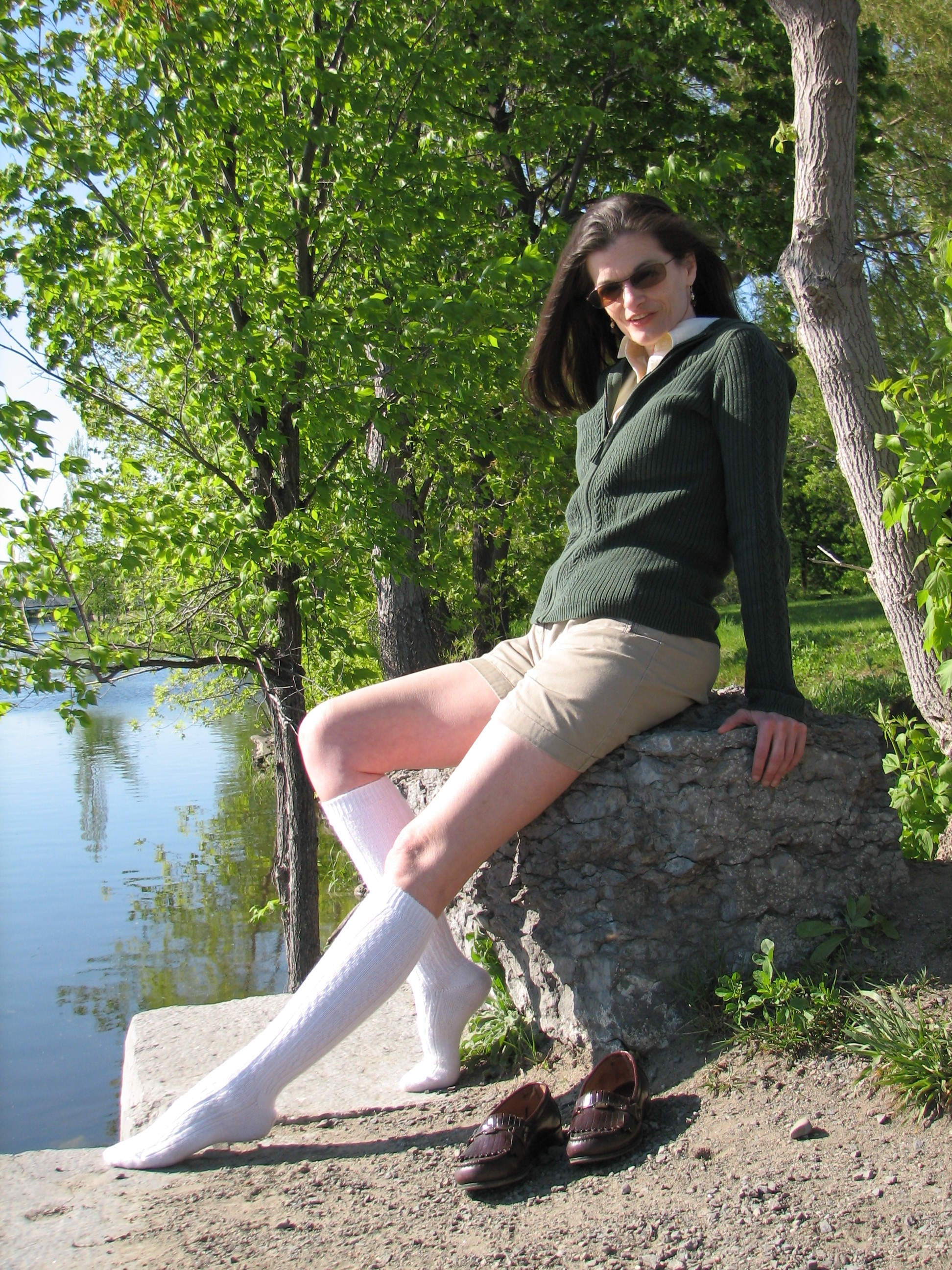 Cute teen in pantyhose 13 - 1 part 6