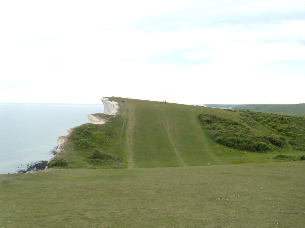 Lookin' back Seaford to Eastbourne