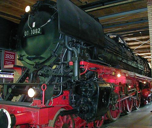 Berlin - Class 01 Locomotive