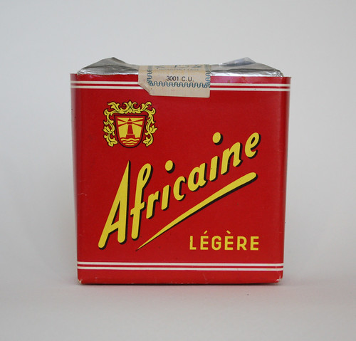 Africaine vintage cigarettes by Natasha Nat