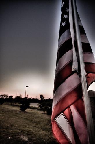 sky church grass canon texas tx flag 4th july july4th independenceday hdr cedarhill