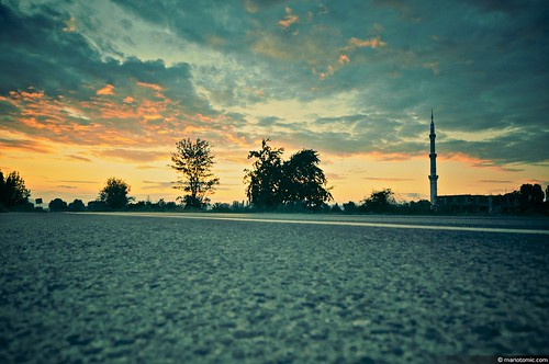 sunrise mosque macedonia sigma1020mmf456exdchsm