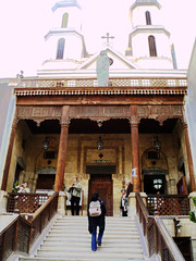 Fall in love with the Hanging church - Things to do in Cairo