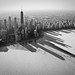 Chicago's Frozen Shadows by mreioval