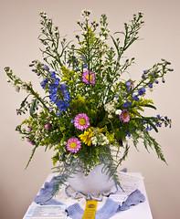 Winning Flower Arrangement