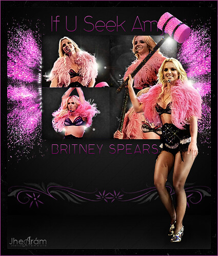 Britney Spears - If U Seek Amy (The Circus Starring Britney Spears Tour)