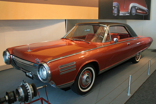 Chrysler Turbine Car: Flickr - Photo Sharing