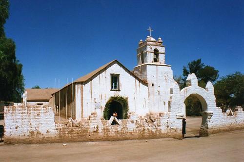 Atacama Desert Town
