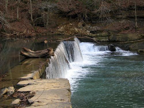 Alvin C York Dam