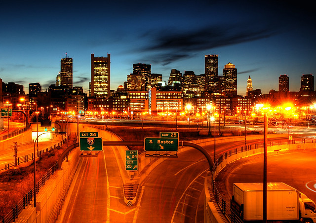 Downtown Boston *E#1