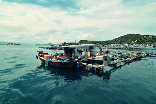 Bình Ba Island