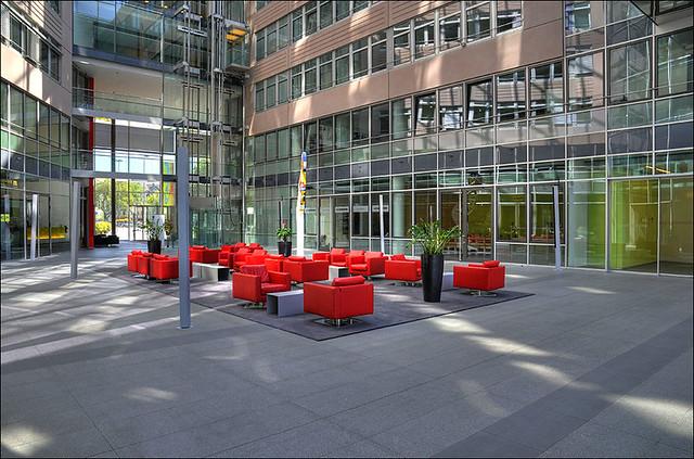 Köln - im LVR Gebäude
