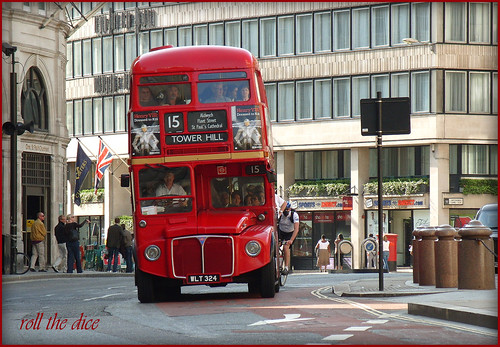 Routemaster`packed...