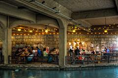 The Secret Underground Restaurant....