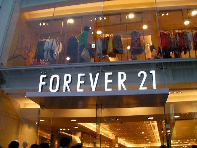 Forever 21 Entrance Explore Bakkenrecord S Photos On