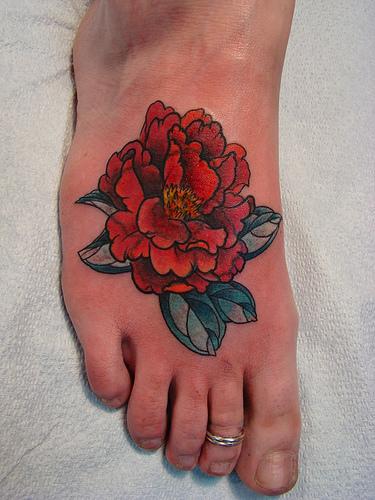peony tattoo i likey