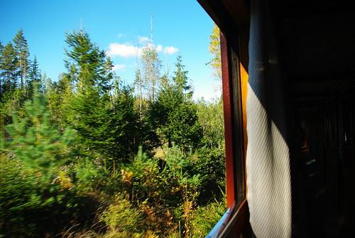 railroad museum train pentax sweden dalsland åmål k200d negeasca jååj