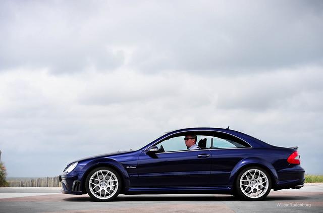 Mercedes Benz Clk63 Amg Black Series Flickr Photo Sharing
