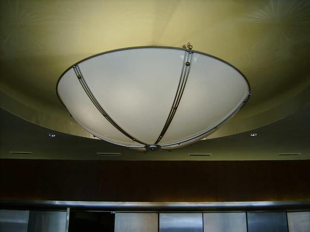 Beekman Ticket Lobby Light Fixture | Flickr - Photo Sharing!