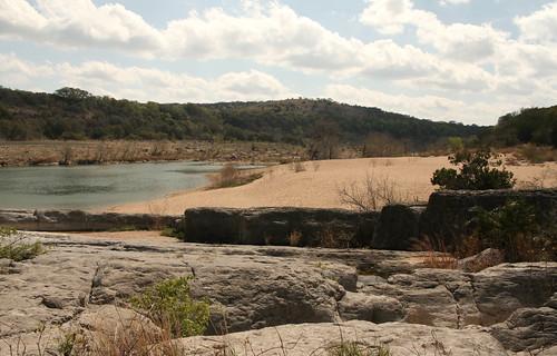 beach water river spring texas falls pedernales pedernalesfallsstatepark