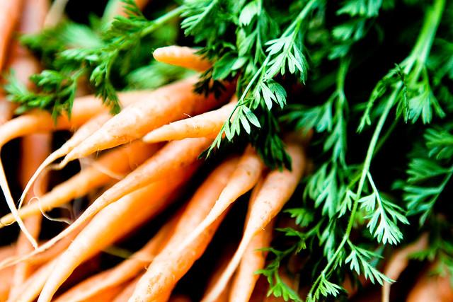 Small Carrots