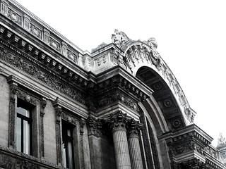 Image of Stock Exchange. brussels de belgium stock bruxelles van bourse brussel exchange beurs blackwhitephotos