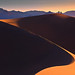 Death Valley National Park-Mesquite Dunes Sunrise