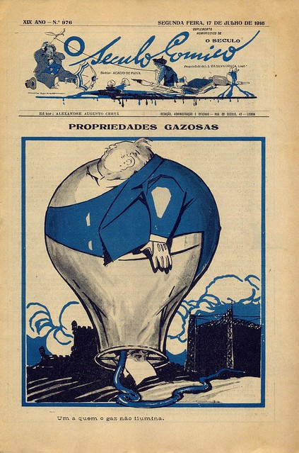 Ilustração Portugueza, No. 543, July 17 1916 - 12