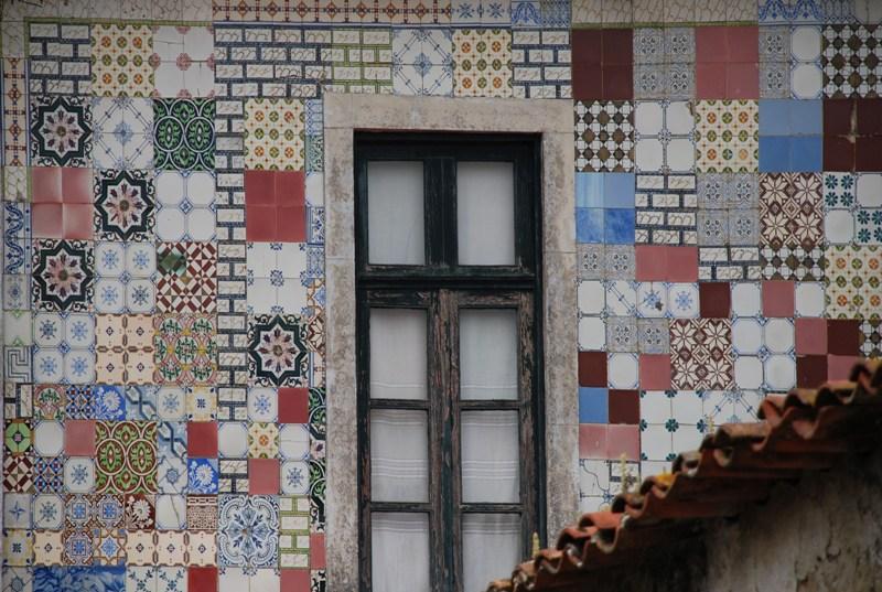 Casa dos azulejos azul desejo for Nova casa azulejos