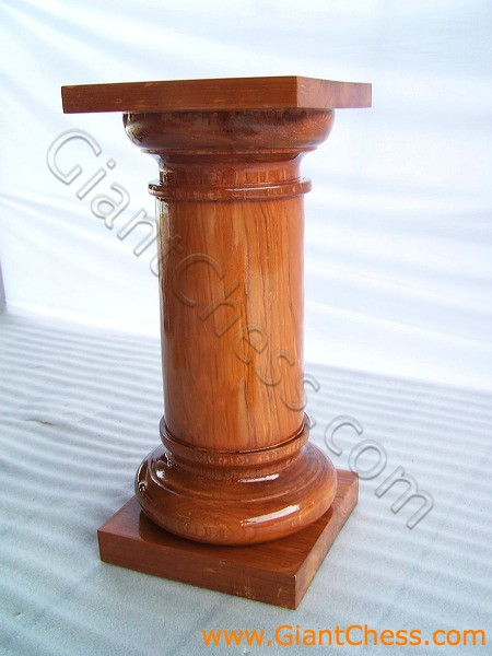 Wooden Pillars Designs : Wooden pillar coloumn for house furniture beautiful