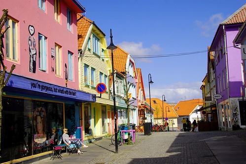 Street in Stavanger